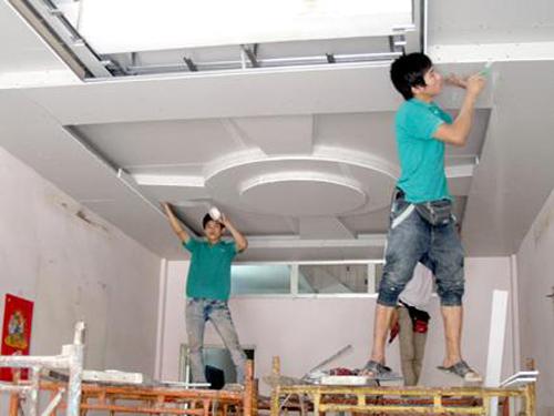 Sửa trần nhà Tp Hồ Chí Minh, TpHCM